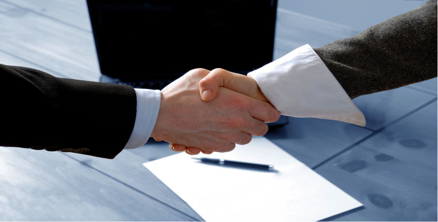 Ledande förhandlingsteknik